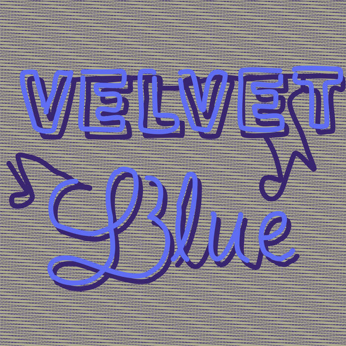 Velvet Blue cover art