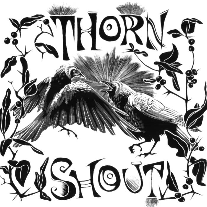 Thorn & Shout cover art