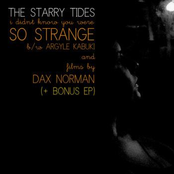 I Didn't Know You Were So Strange (+ bonus EP) cover art