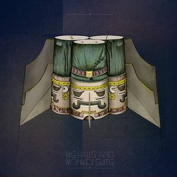 Big Halls and Monkey Suits cover art