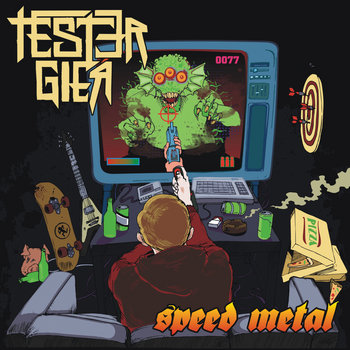 Speed Metal cover art