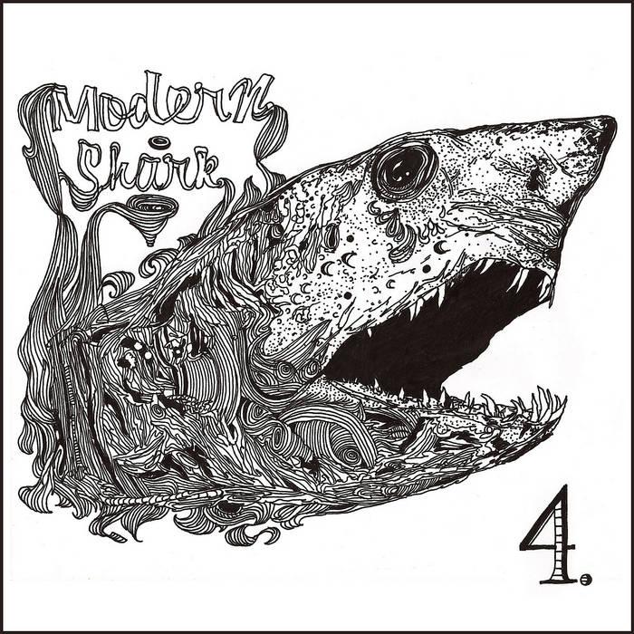 Modern Shark Sampler Tape Number Four cover art