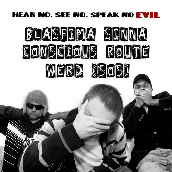 Hear No, See No, Speak No Evil cover art