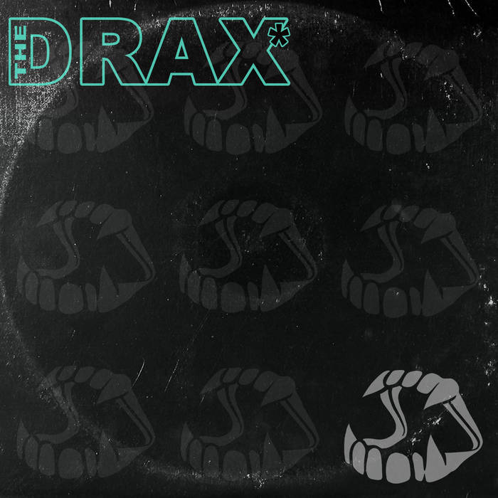 The DRAX cover art