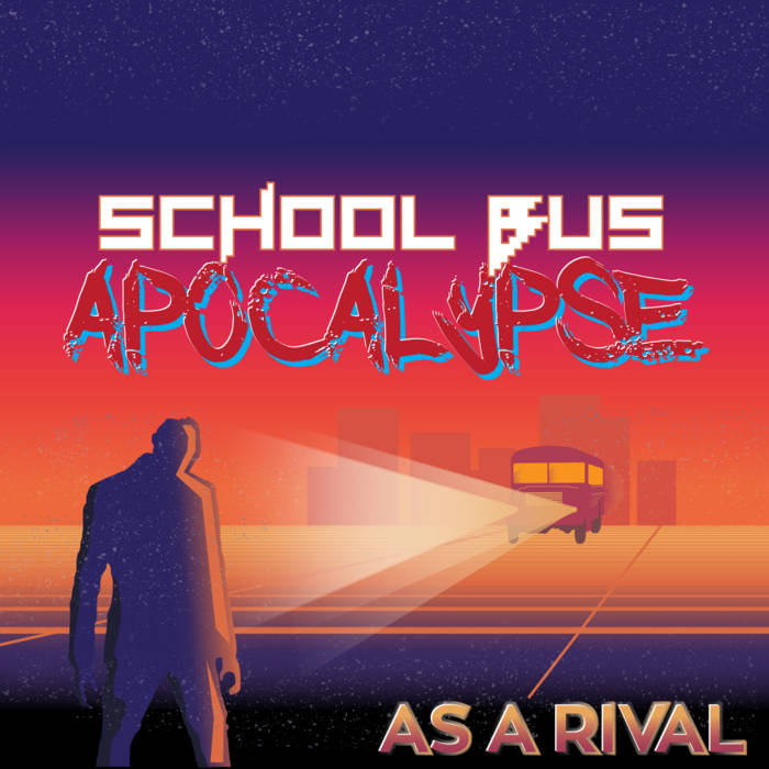 School Bus Apocalypse cover art