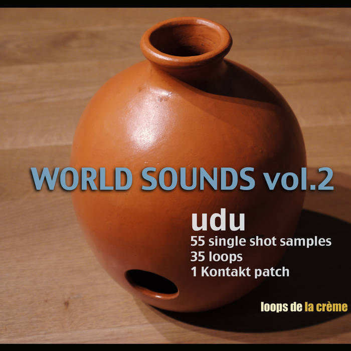 world sounds vol.2 cover art