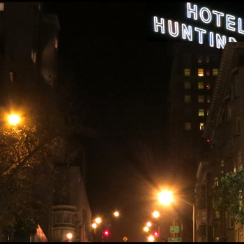 Hotel Huntinanny cover art
