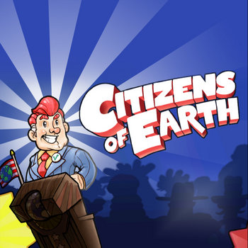 Citizens of Earth OST cover art