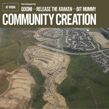 Community Creation cover art