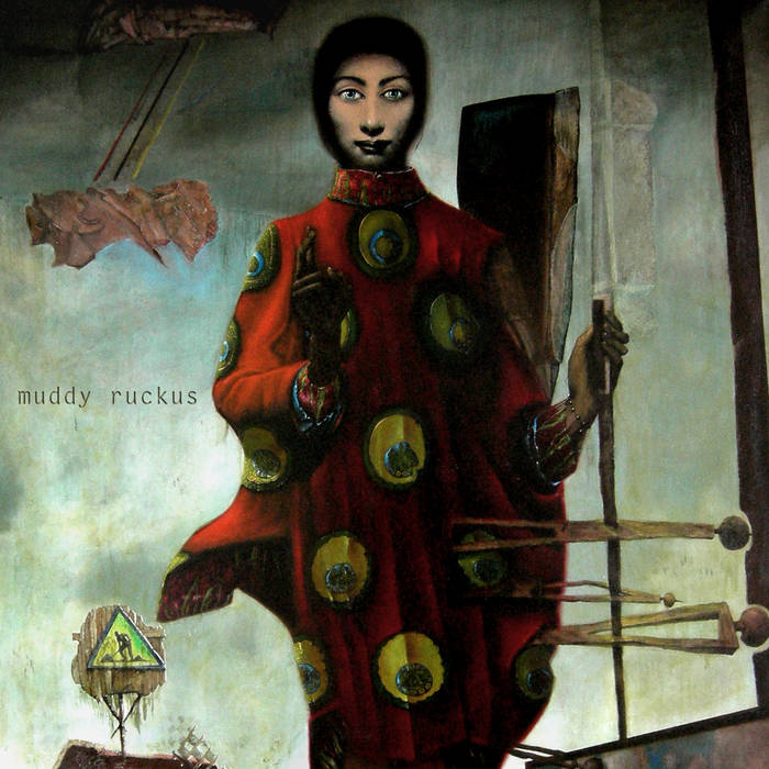 Muddy Ruckus cover art