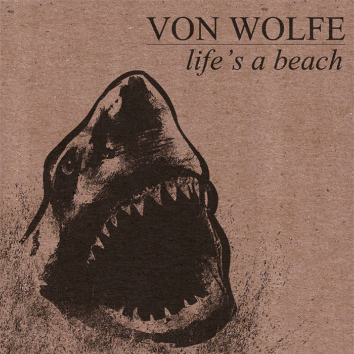 Life's a Beach cover art