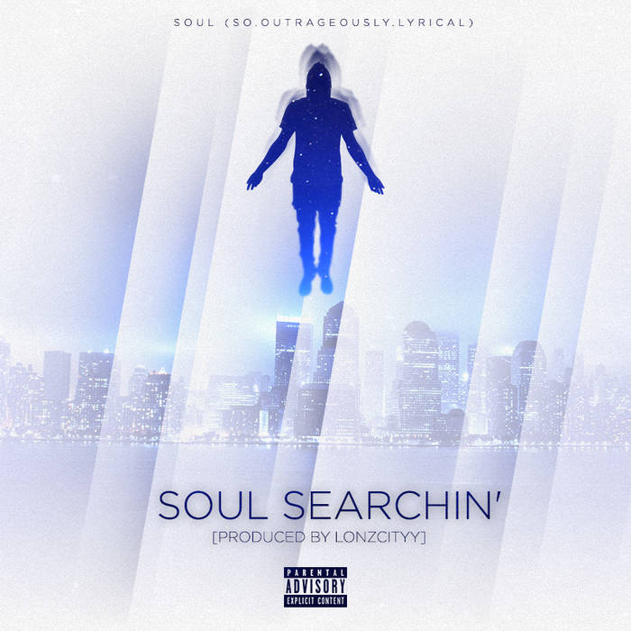 Soul Searchin' cover art