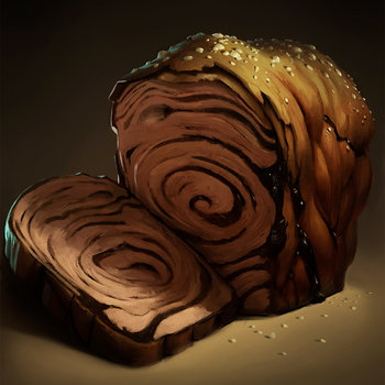 Cinnamon Babka cover art