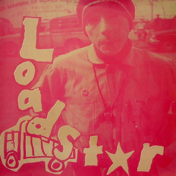 "Loadstar / Gob split 7"" cover art"
