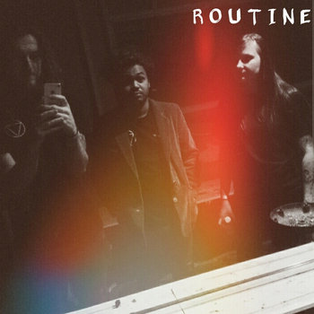 Routine cover art