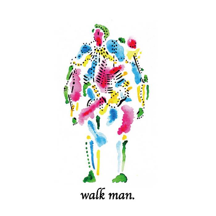 +++walk man+++ cover art
