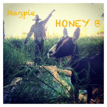 Honey B (single) cover art