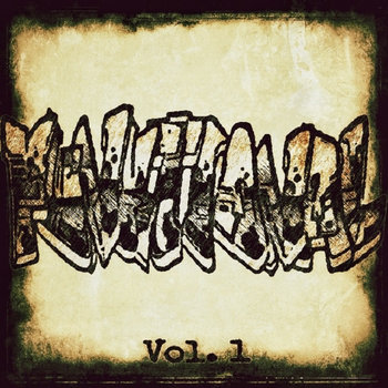 FunKtional MixTape Vol. 1 cover art