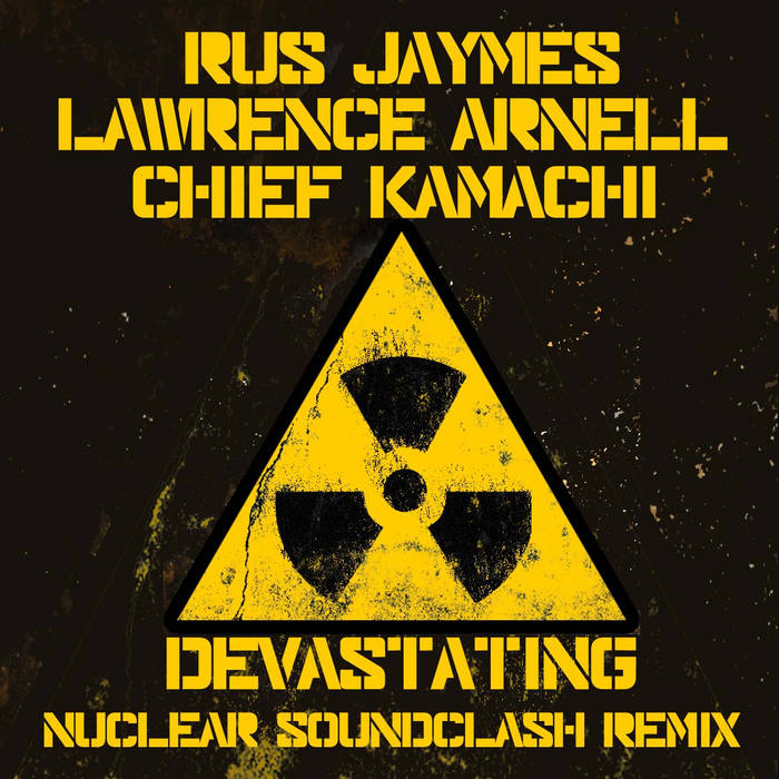 "Rus Jaymes:: ""Devastating"" Remix Single cover art"