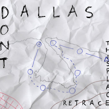 Retrace This Place EP cover art