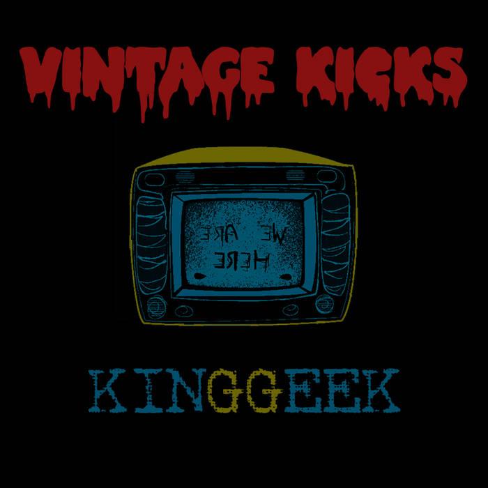 KING GEEK cover art