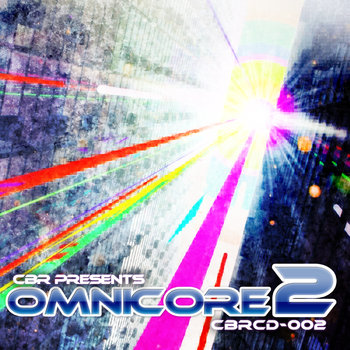 CBR Presents Omnicore 2 cover art