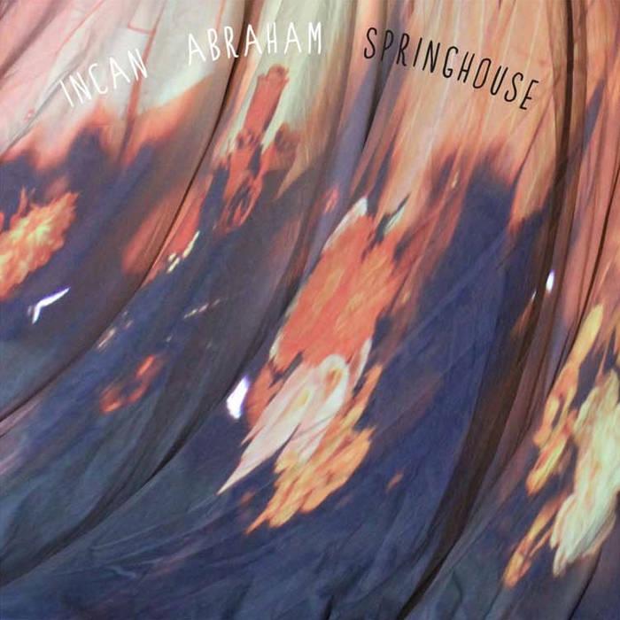 Springhouse EP cover art