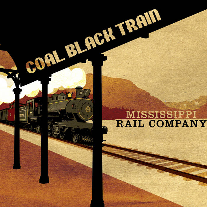 Coal Black Train cover art