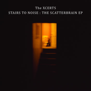 Stairs To Noise: The Scatterbrain EP cover art
