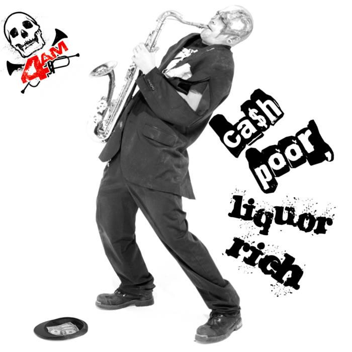 Ca$h Poor, Liquor Rich cover art