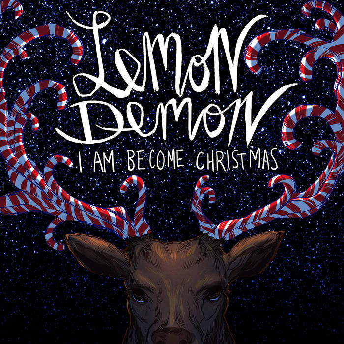 I Am Become Christmas EP cover art