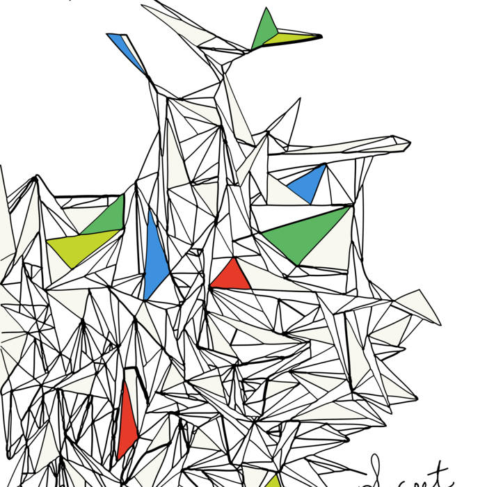 Kamp Kaleidoscope EP cover art