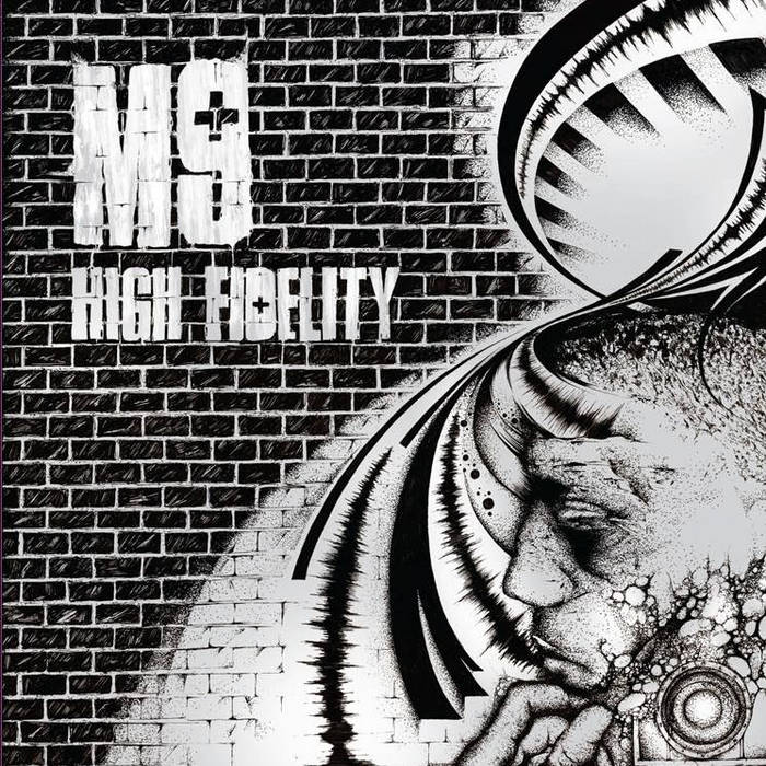 "High Fidelity EP [12"" Vinyl] [Signed Copy] cover art"