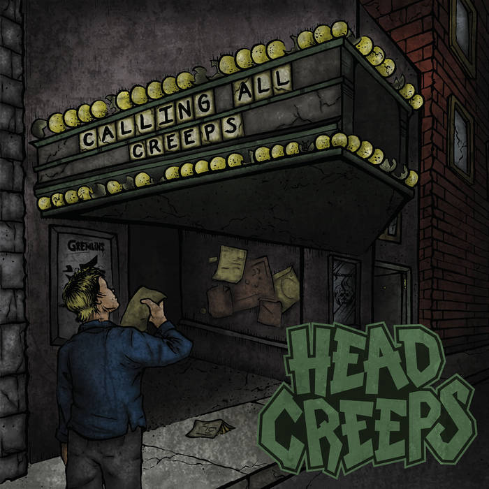 Calling All Creeps cover art