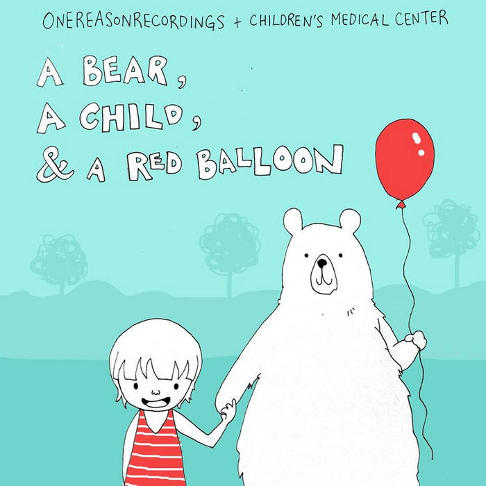 A Bear, A Child & A Red Balloon cover art