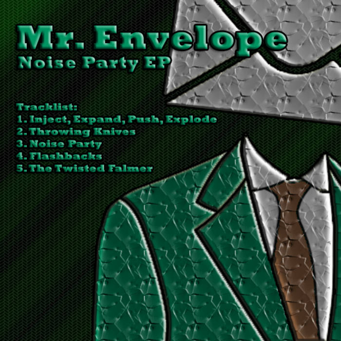 Noise Party EP cover art