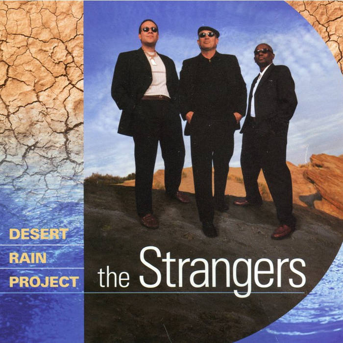 Desert Rain Project cover art