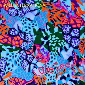 Lake Tones EP cover art