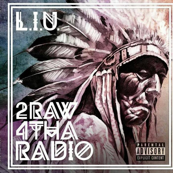 2 RAW 4 THA RADIO cover art
