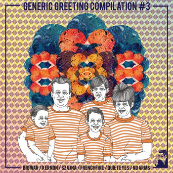 Generic Greeting Compilation #3 cover art