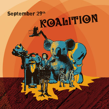KOALITION cover art