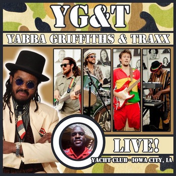 YG&T Live! cover art