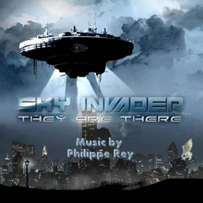 Sky Invader cover art