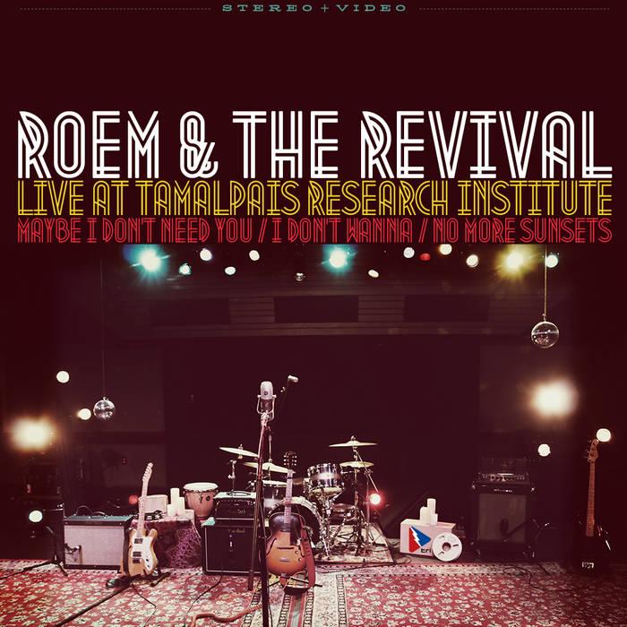 Roem & The Revival [Live at TRI Studios] cover art