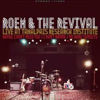 Roem & The Revival [Live at TRI Studios] cover art
