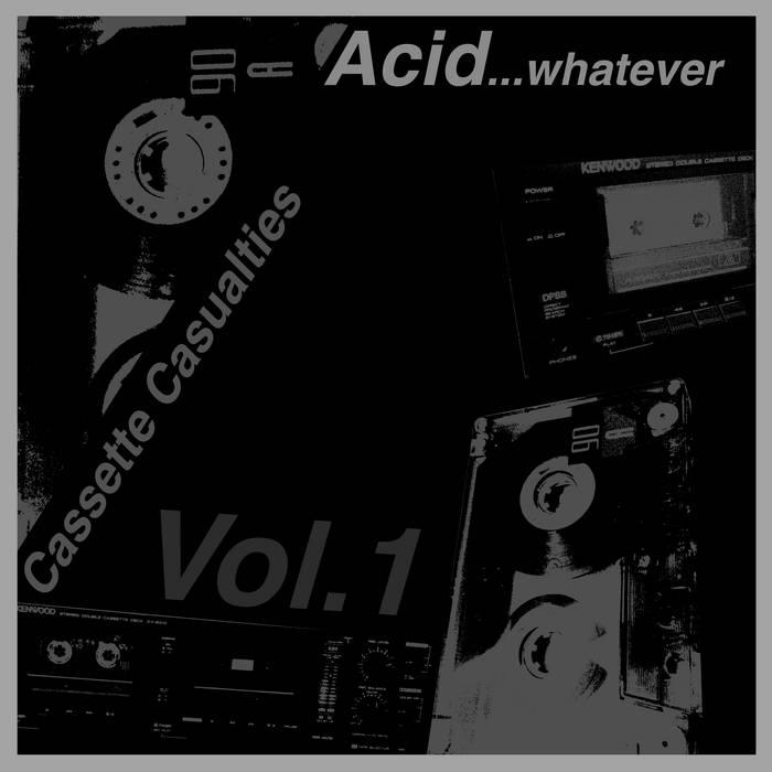 Cassette Casualties Vol.1 cover art