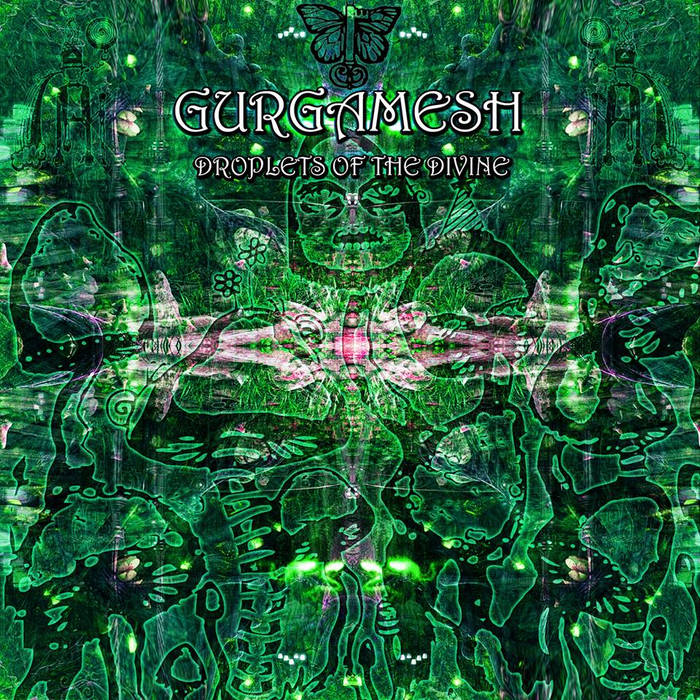 Gurgamesh - Droplets Of The Divine cover art