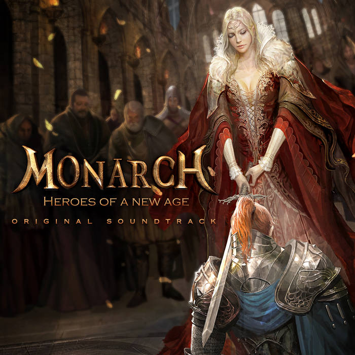 Monarch: Heroes of a New Age Original Soundtrack cover art