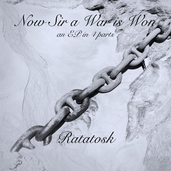 Now Sir a War is Won EP cover art