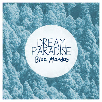 Blue Monday - EP cover art
